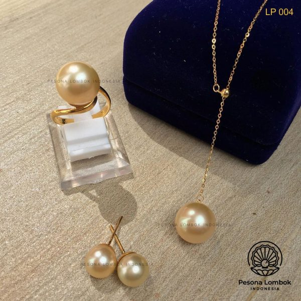 paket mutiara sea pearls set LP004